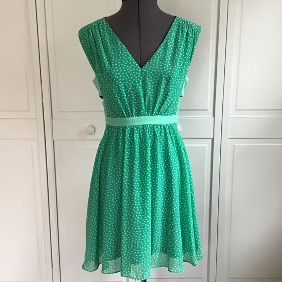 Herb Garden Party Dress